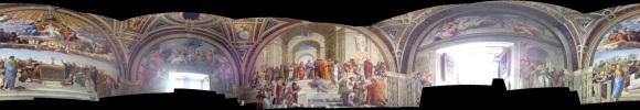 Stanza Rafael, Musei Vaticani