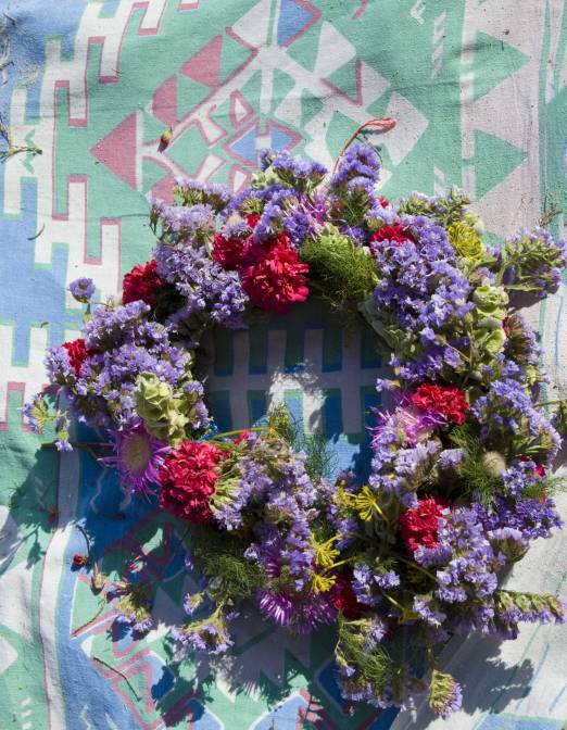 May Day Wreath