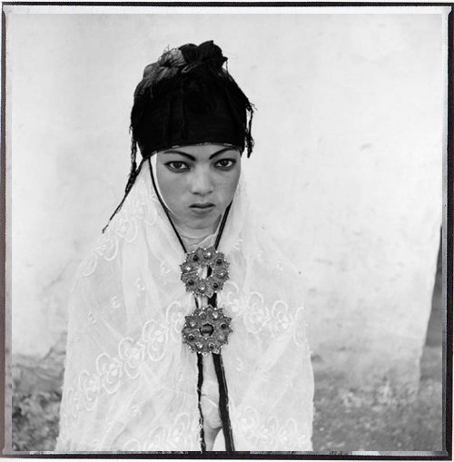 algerian woman by m garanger