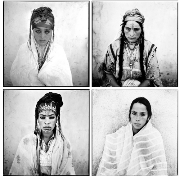 Femmes Algeriennes by Marc Garanger